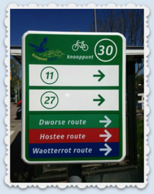Bicycle directions